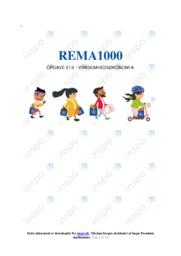 REMA1000 | Virksomhedsanalyse | 12 i karakter