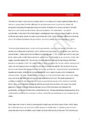 The American Dream | Engelsk Skriftlig Eksamen