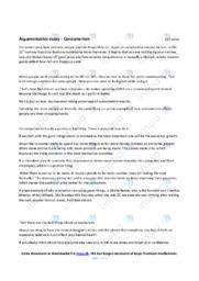 Consumerism   Engelsk   10 i Karakter
