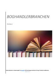 Boghandlerbranchen | Afsætning | 10 i Karakter