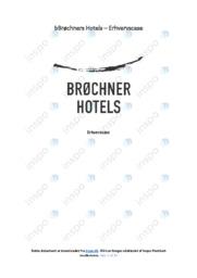Brøchners Hotels | Analyse | 10 i karakter