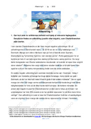 Charterbranchen | Analyse | 10 i karakter