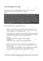 Druk | Analyse | Thomas Vinterberg | 10 i Karakter