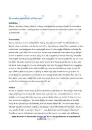 Karsten i Krattet | Analyse | Naja Marie Aidt | 10 i Karakter