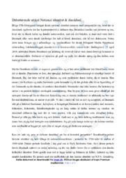 National identitet & danskhed | Analyse | Martin Henriksen