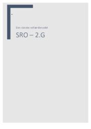 Den danske velfærdsmodel SRO