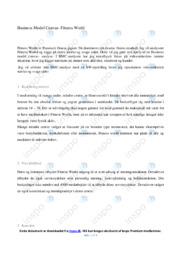 Fitness World BMC | Afsætning | 10 i Karakter