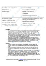 Harley Davidson | Analysis | Marketing