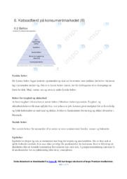 Købsadfærd   Analyse   10 i karakter