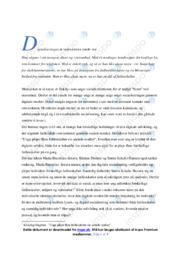 Individ eller fællesskab   Dansk Essay   10 i Karakter