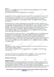 Rynkeby Foods AS | Afsætning | 10 i Karakter