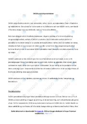 SACkit produktparameteren | Analyse