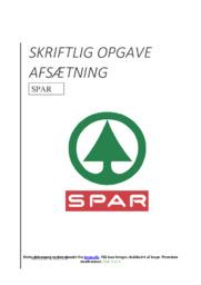 SPAR   Analyse   10 i karakter