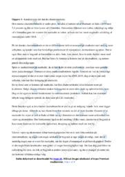 Chartermarkede |Analyse | 12 i karakter