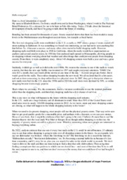 Speech | Engelsk Speech | 12 i Karakter