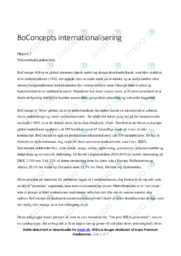 BoConcepts | analyse | 12 i karakter