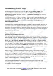 Ørbæk bryggeri | Analyse | 12 i karakter