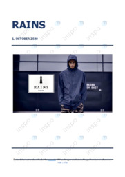 Rains | Analyse | 12 i karakter