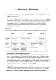 SOR-modellen   Afsætning   12 i Karakter