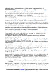 B2B-markedet   Noter Afsætning Case