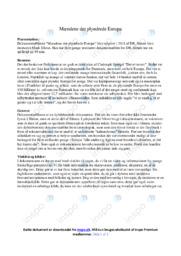 Mændene der plyndrede Europa   Analyse   DR   10 i Karakter
