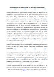Svømmestjerner under overfladen | Analyse | DR | 10 i Karakter