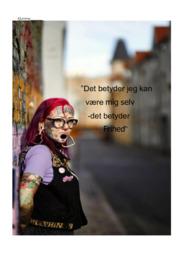 Piercinger, botox, tatoveringer hvor går grænsen | Noter Essay
