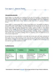 Hansens Flødeis   Analyse   12 i karakter
