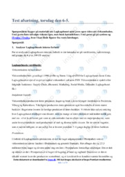 Lagkagehusets | Noter