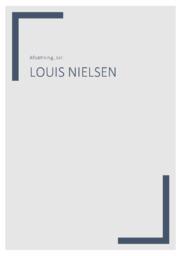 Louis Nielsen   Noter Afsætning Case