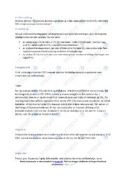 CO2 påvirkning af arbejdsmiljø | Forsøg | 10 i karakter