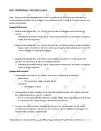 Ostefremstilling | Noter Biologi