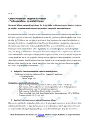Kernestof | Noter i bioteknologi