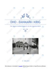 Danmark I Krig | DHO | 10 i Karakter