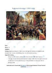 National identitet i 1800-Tallet   DHO   10 i Karakter