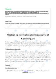Carlsberg AS | DSO
