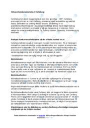 Carlsberg | DSO | 10 i karakter