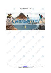Cykelpartner AS | Erhvervscase | 10 i Karakter