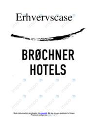 Brøchner Hotels   Analyse   10 karakter