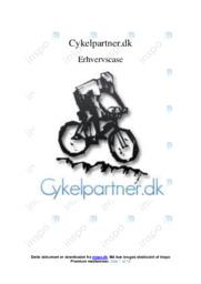 Cykelpartner.dk | Erhverscase | 10 i karakter