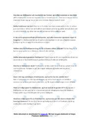 RobSpector | Erhvervscase | 10 i Karakter