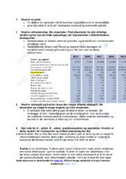 Aktier   Erhvervsøkonomi   10 i Karakter