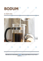 Bodum | Analyse | 10 i karakter