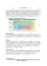 Montana  Analyse | 12 i karakter