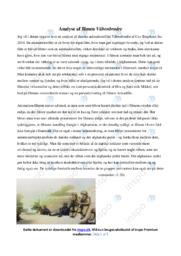 Våbenbrødre | Analyse | 10 i karakter