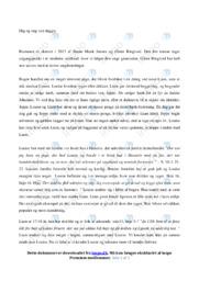 Ungdomsbøger | Analyse | 10 i karakter