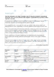 Engelsk årsprøve   12 i karaker