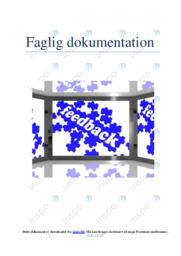Faglig dokumentation | Dansk | 10 i Karakter