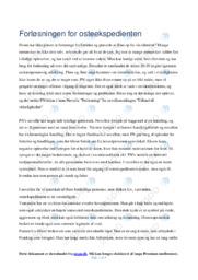 Forløsning   Analyse   PN   10 i Karakter