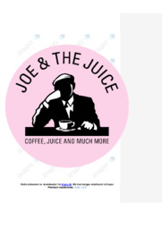 Cafe- og Barmarkedet | Afsætning Case | 10 i Karakter